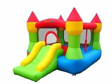 BOUNCELAND INFLATABLE CASTLE SLIDE BOUNCE HOUSE
