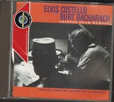 ELVIS COSTELLO Painted from Memory CD NEW Burt Bacharach UNIVERSAL sticker