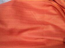 SILK-Mix Tessuto Pesante Soft-D' ARREDAMENTO Arancione 54 Wide 144 in (ca. 365.76 cm) Lunghezza