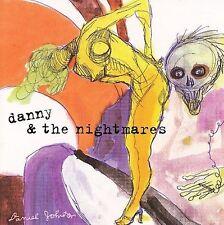 (Daniel Johnston) Danny & The Nightmares - Freak Brain [CD New]