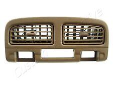 96-99 INFINITY I30 CENTER DASH VENT PANEL SAGE BROWN 687502L903 trim