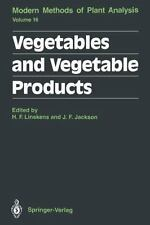 Vegetables and Vegetable Products 16 (2012, Paperback)
