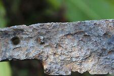 Medieval European Viking iron sword blade #7