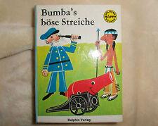 Buch Nr. 35 Goldene Happy Bücher Bumba`s böse Streiche 1. Auflage1968 Delphin