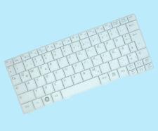 Org. DE Notebook Tastatur f. Samsung N130 -Weiss- NEU