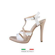 Made in Italia sandalias Iolanda Cipria-bianco es 40