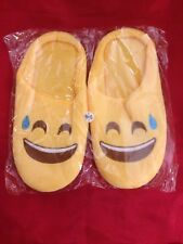 Chaussons / Pantoufles EMOTICONE SMILEY EMOJI 36-37 *** NEUF,  sous Blister ***