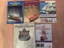Wolfram zu Mondfeld und andere Bücher zum Schiffsmodellbau