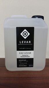 Reiniger Eau LEVAR 2,5 Liter für LEVAR TWIN Plattenwaschmaschine