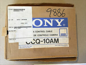 Sony Camera Cable CCQ-10AM