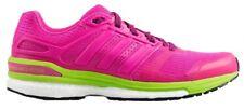 Para mujeres Damas Zapatos De Entrenamiento Adidas Supernova Secuencia Zapatillas-Rosa