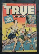 True Comics (1941) #73 VG/FN 10 cent cover