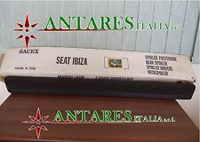 SPOILER  IN GOMMA POSTERIORE SEAT IBIZA CM 126 SACEX 3179000