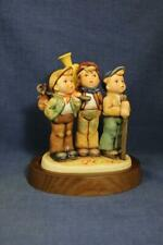 """Goebel Hummel """"Traveling Trio"""" #787 TMK7 LE MIB  R15270"""