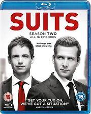 Suits Complete Series 3 Blu Ray Suites Third Season Original UK Release R2
