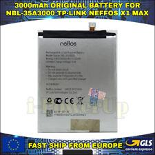 BATTERIA BATTERY NBL-35A3000 TP-LINK NEFFOS X1 MAX AKKU ORIGINAL 3000mAh GLS