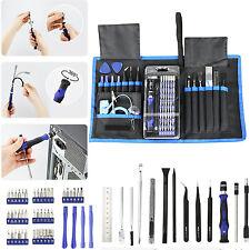 Computer Repair Tool Kit Precision For Laptop Electronics PC Repair 80 in 1 Set