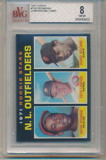 1971 Topps NL Outfielders (Rookie Stars) (High Number Series) (#728) BVG8
