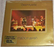 "2 x VINYL LP by DEEP PURPLE ""MADE IN JAPAN"" / TPSP 351 / UK (1972) / GATEFOLD"