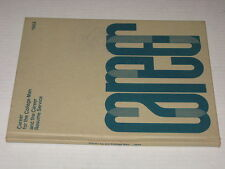 Career: For the College Man (1963) Annual Guide to Business Opportunities Book