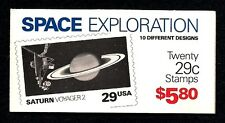 1991 - SPACE EXPLORATION - # BK192 Complete Booklet