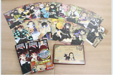 Kimetsu no yaiba vol.20 With 16 Post Card Set Limited Edition Special book manga