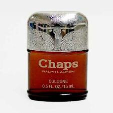 CHAPS by Ralph Lauren 0.5 oz / 15 ml Cologne Splash Miniature Men