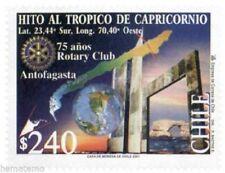 Chile 2001 #2097 Hito al Tropico de Capricornio MNH