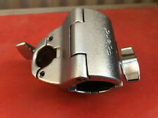 ROLAND MDS-25 SILVER CHROME V-DRUM PAD CYMBAL CLAMP RACK MOUNT MDS TD 50 30