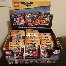 LEGO BATMAN SERIES 1 FULL SET OF 20 MINIFIGURES AND DISPLAY BOX