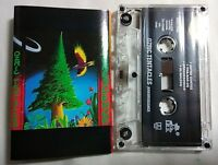 Ozric Tentacles Arborescence Cassette Tape Instrumental Psychedelic Space Rock