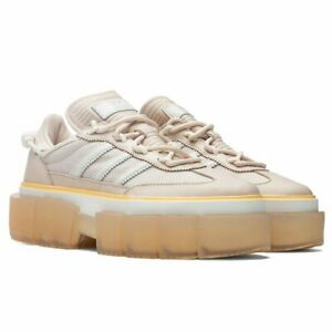 adidas Sleek Super Beyonce Ivy Park White Ivory Shoes Women's Sneakers GZ3891