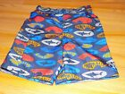 Size 2T OP Ocean Pacific Swim Trunks Board Shorts Navy Blue Sharks Print New