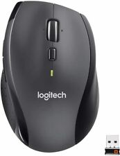 Logitech M705 Marathon USB Optical Wireless Mouse 3 year battery life