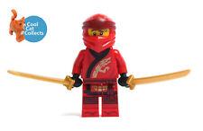 Genuine Lego Ninjago Kai Minifigure w/ Acessories (njo492) from Set 70680