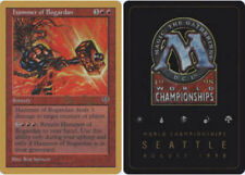Hammer of Bogardan Mirage LP 1997 World Championships MTG Magic Gold Border