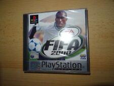 Videogiochi manuale inclusi FIFA, per Sony PlayStation 1