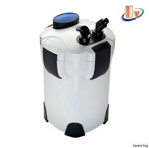 SUNSUN HW-303B 4-Stage External Canister Filter 370GPH 9W UV Sterilizer