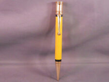 Parker Vintage Mandarin Yellow Duofold Ladies Pencil with clip