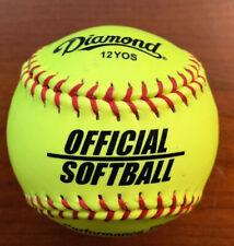 Diamond 12Yos Official Softball Performance Plus
