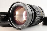 【NEAR MINT】MAMIYA N 150mm F/4.5 L Manual MF Lens For Mamiya 7 7II + HOOD JAPAN