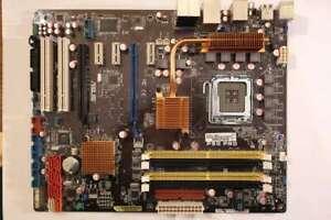 ASUS P5Q PRO -775 socket P45 chipset motherboard