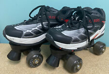 2002 Nash Sports Cruisers Indoor/Outdoor Roller Skates Shoes-Unisex M6/L7