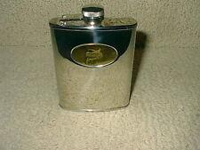 Vintage Pheasants Forever Whiskey Stainless Steel Flask