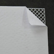 Self Adhesive Mosaic Mesh Backer Support Quick Application 300x300mm x 11 sheets