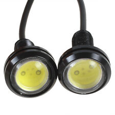 2X 12V 9W Car Eagle Eye LED Day Running Lights Energy-saving Car Reverse Lamp