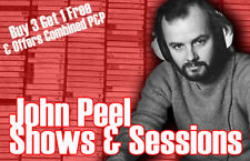 John Peel Shows Sessions MP3 Collection