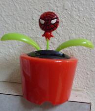 UNIQUE Spider man Solar Dancing handcrafted Desk Table