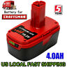 US For 19.2V Craftsman C3 4.0Ah XCP Lithium Battery 11375 11376 PP2030 130279005