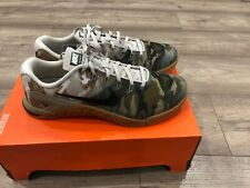 Nike Metcon 4  Camo Uk8,5/eur43 Authentic Men's
